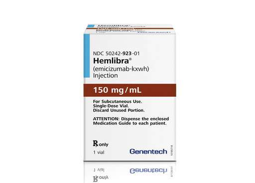 FDA OKs new therapy for some hemophilia patients