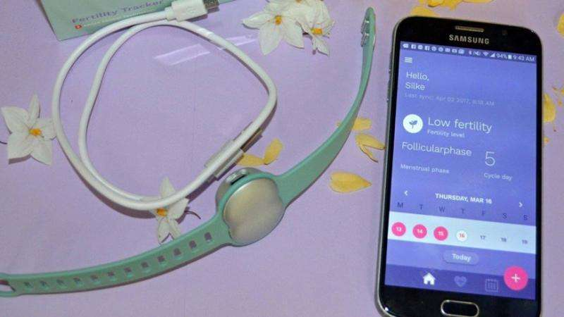 Fertility app for parents-to-be