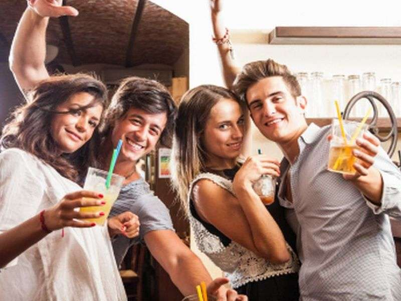Fewer U.S. kids binge drinking