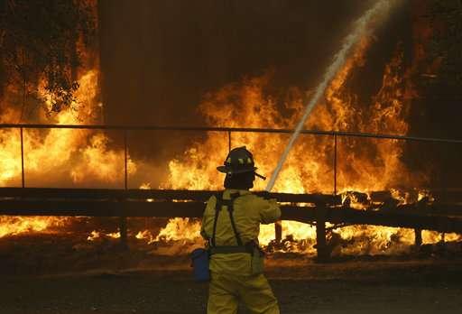Fires destroy part of Hewlett-Packard archives