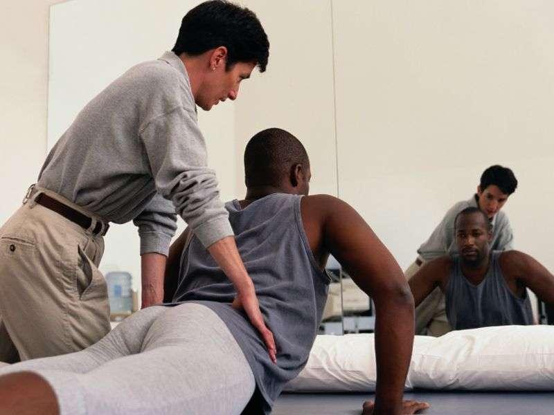 Forward-thinking tips for back pain