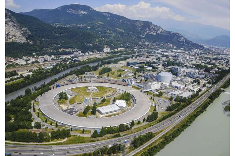 Four new beamlines get go ahead at the ESRF, opening new frontiers in X-ray science