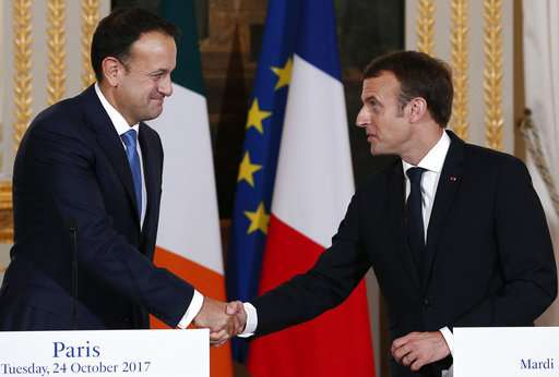 France, Ireland ready to discuss tax on Internet giants