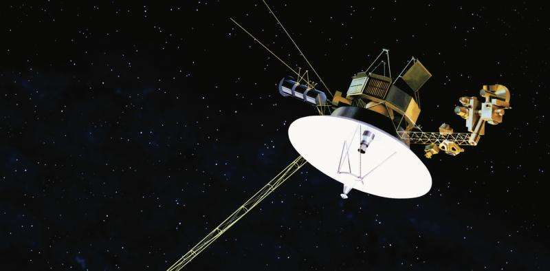 From the edge of the solar system, Voyager probes are still talking to Australia after 40 years