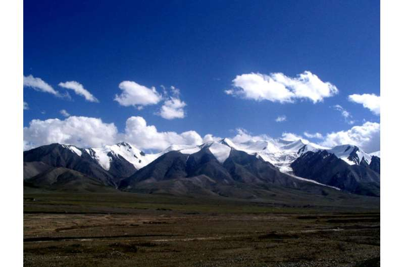 Glaciologist attempts to quantify impact of global warming on Asia's glaciers