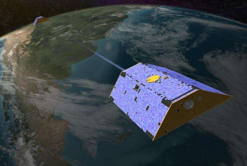 GRACE mission making plans for final science data collection