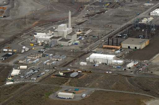 Hanford, in Washington state, is the Western hemisphere's most contaminated nuclear site
