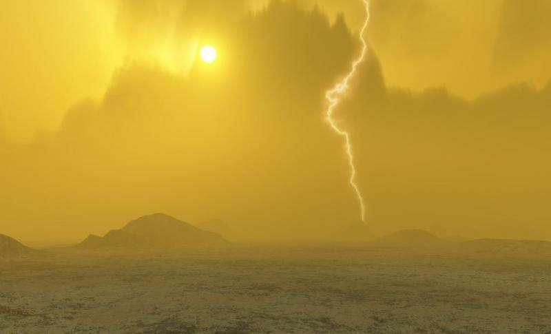 Here's a plan to send a spacecraft to Venus, and make Venus pay for it
