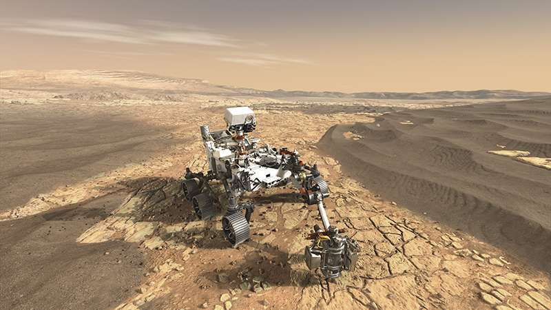 Hope to discover sure signs of life on Mars? New research says look for the element vanadium
