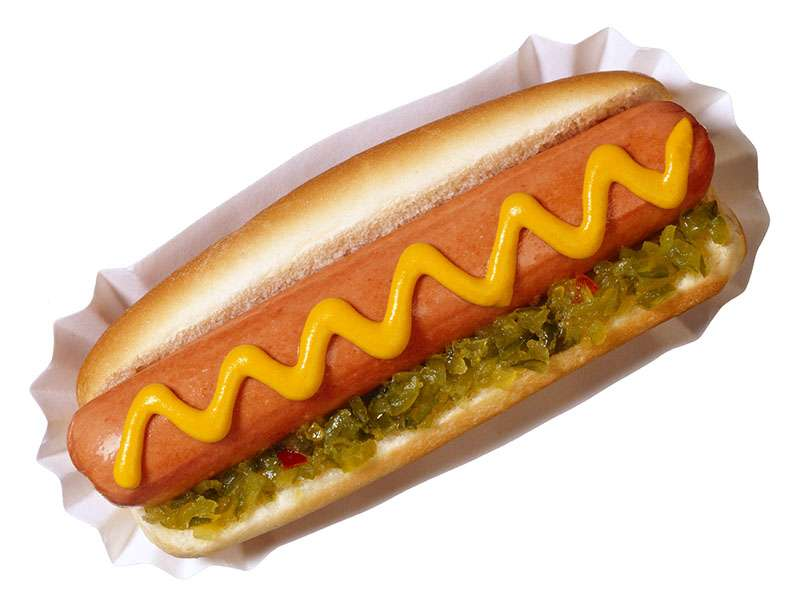 How a bite of a hot dog threatened  and saved  a boy's life
