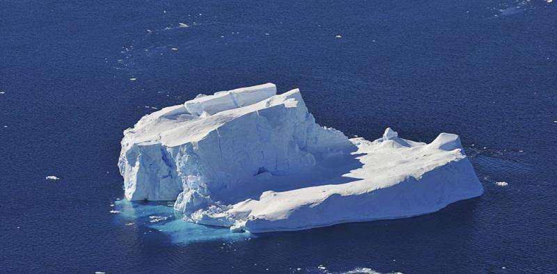 How Antarctic ice melt can be a tipping point for the planet's climate