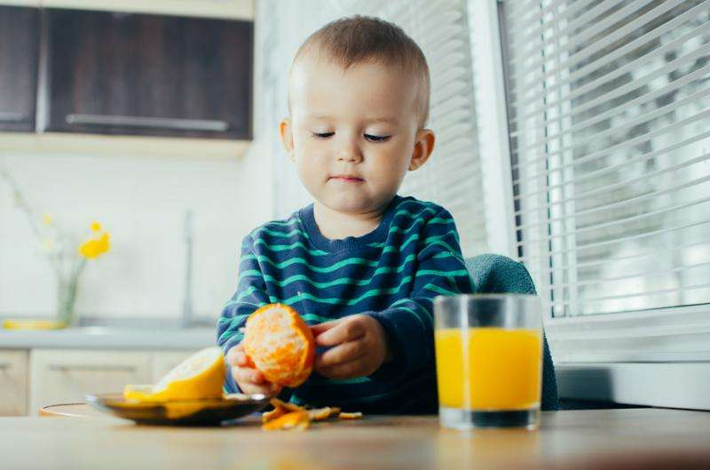 How 'clean eating' can damage children's health