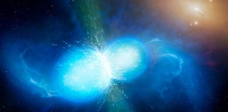 How crashing neutron stars killed off some of our best ideas about what 'dark energy' is