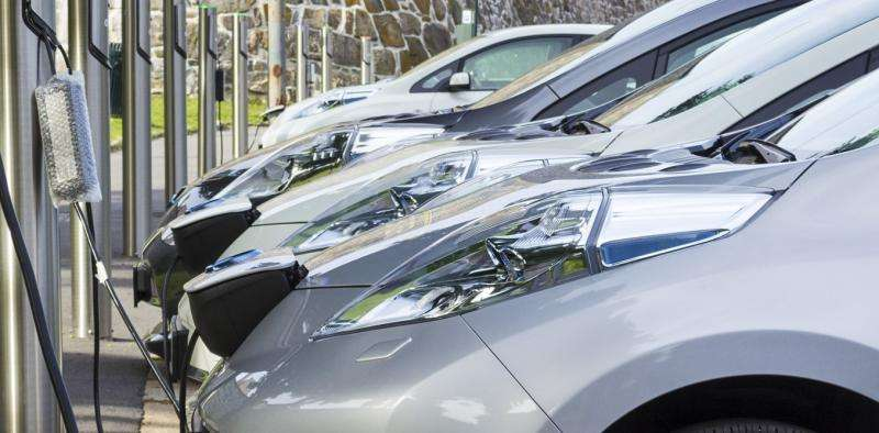 How electric vehicles could take a bite out of the oil market