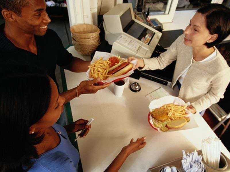 How fast-food cues can lead you to overeat