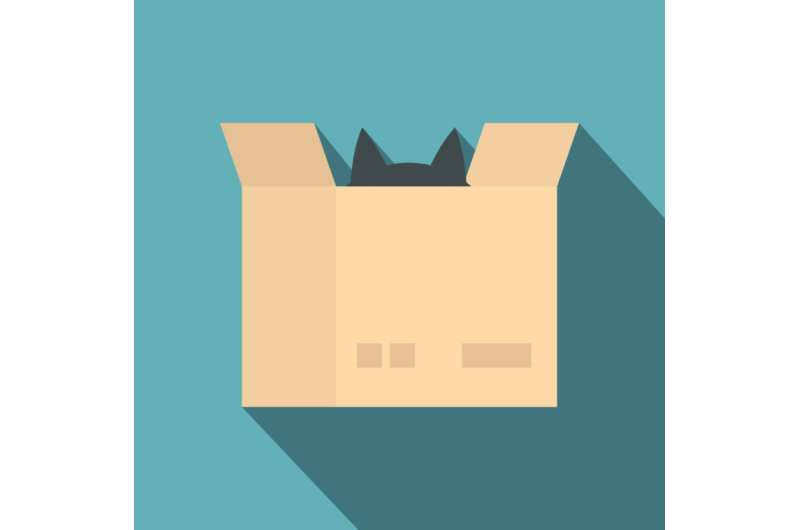How the quantum Zeno effect impacts Schroedinger's cat