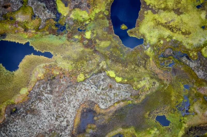 Huge permafrost thaw can be limited by ambitious climate targets