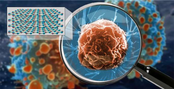 Hyperlens crystal capable of viewing living cells in unprecedented detail