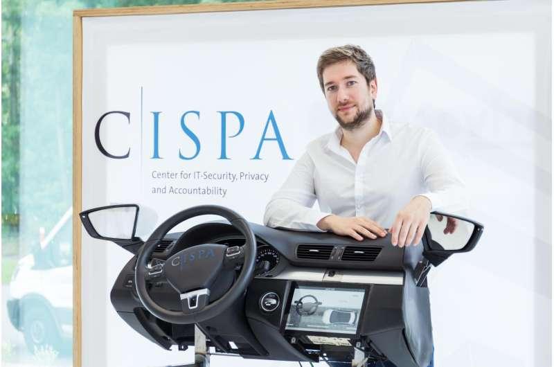 IAA 2017: Scientists at Saarland University prevent hacker attacks on cars