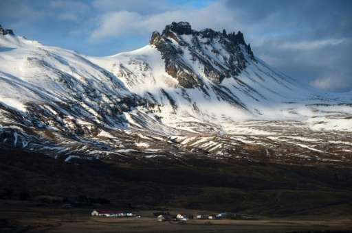 Iceland's dramatic landscapes are popular with filmmakers, offering a backdrop for action-filled scenes, apocalyptic scenery or