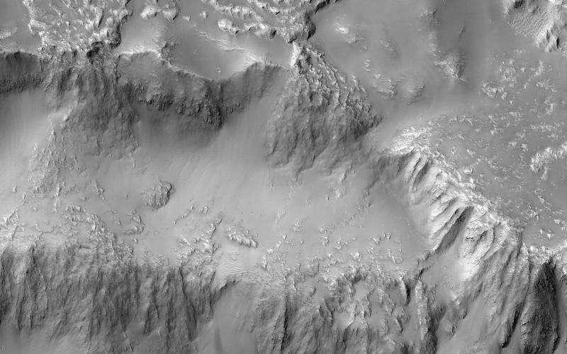 Image: The Niagara Falls of Mars
