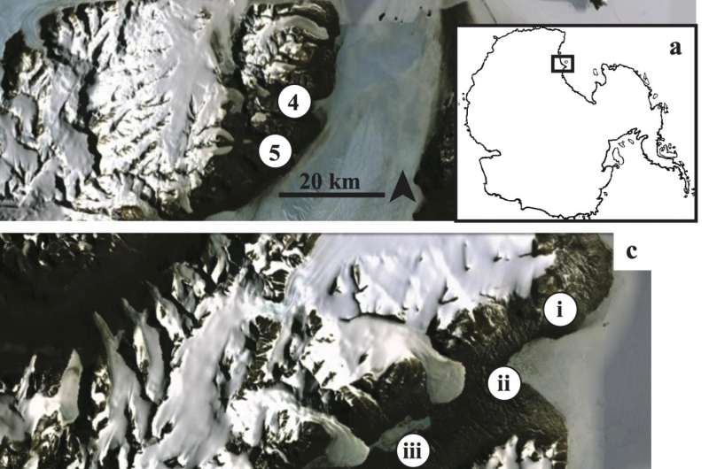 Increased water availability from climate change may release more nutrients into soil in Antarctica