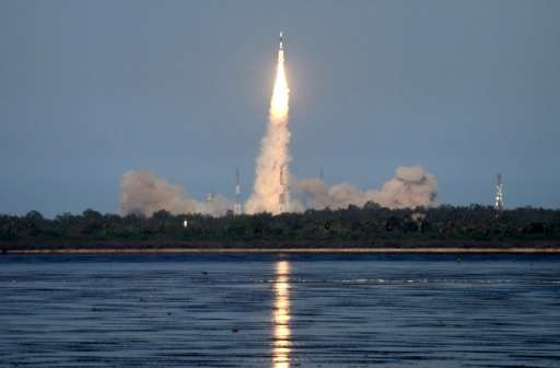 India is set to launch its most powerful rocket to date in another milestone for its space programme that one day hopes to send