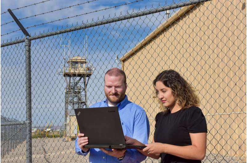 Infrastructure optimization tool from Sandia helps design future bases