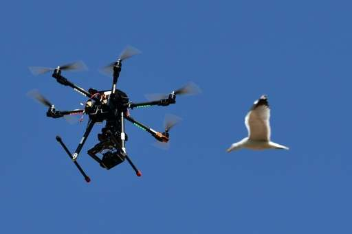 In recent years, many countries have expressed concern about the increasing number of incidents involving drones flying too clos