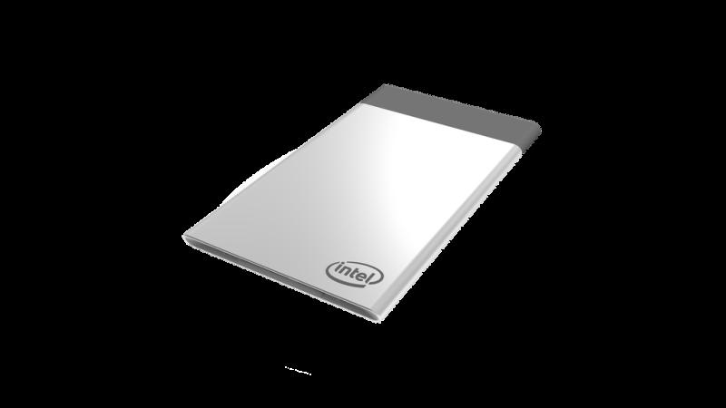 Intel announces Compute Card, offers brain power for smart gadgets, kiosks