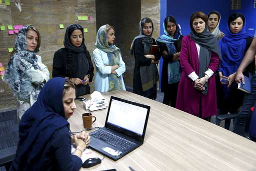 Isolation by the West fuels a tech startup boom in Iran