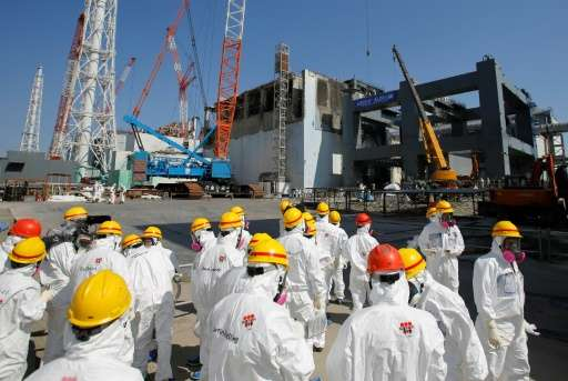 Japan estimates the total cost of the Fukushima disaster could reach 21.5 trillion yen ($189 billion) as high radiation levels s