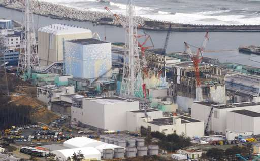 Japan's Fukushima cleanup plan delays removal of fuel rods