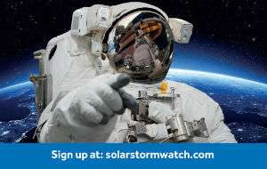 Keeping astronauts – and Earth – safe from destructive solar storms
