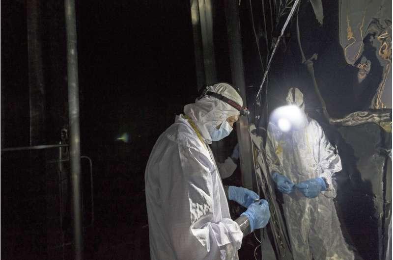 Keeping NASA's James Webb Space Telescope in the dark