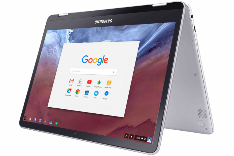 Laid-back browsing, or work, it's all reasonable with Samsung Chromebook Pro