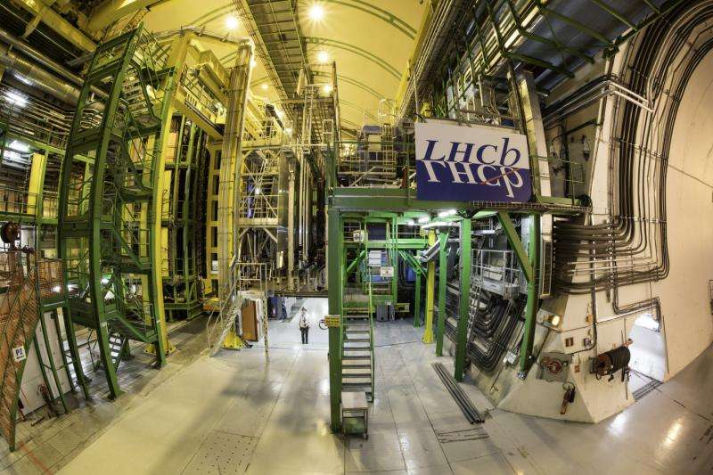 LHCb finds new hints of possible deviations from the Standard Model