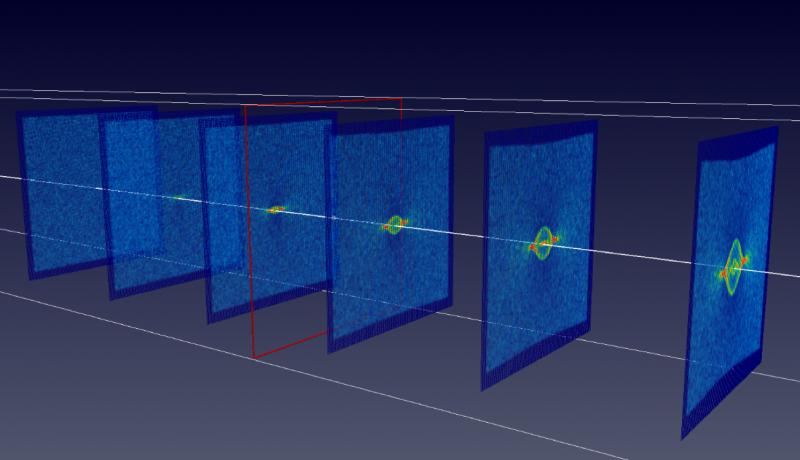 LHC's objective—maximum intensity