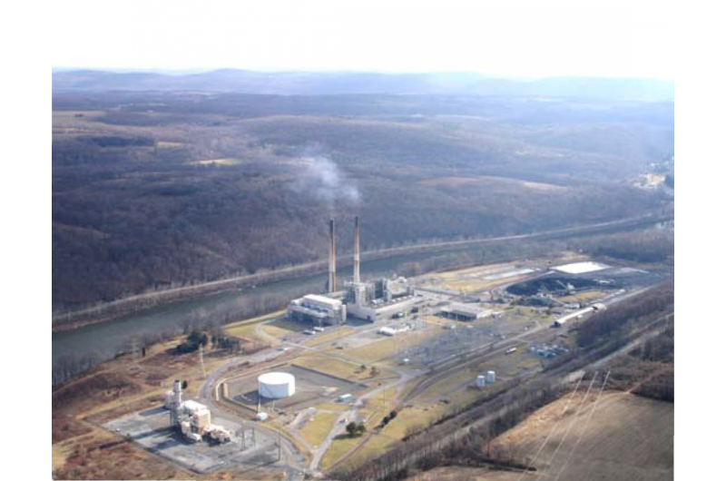 Living downwind of coal-fired power plant could increase risk of low birth weight
