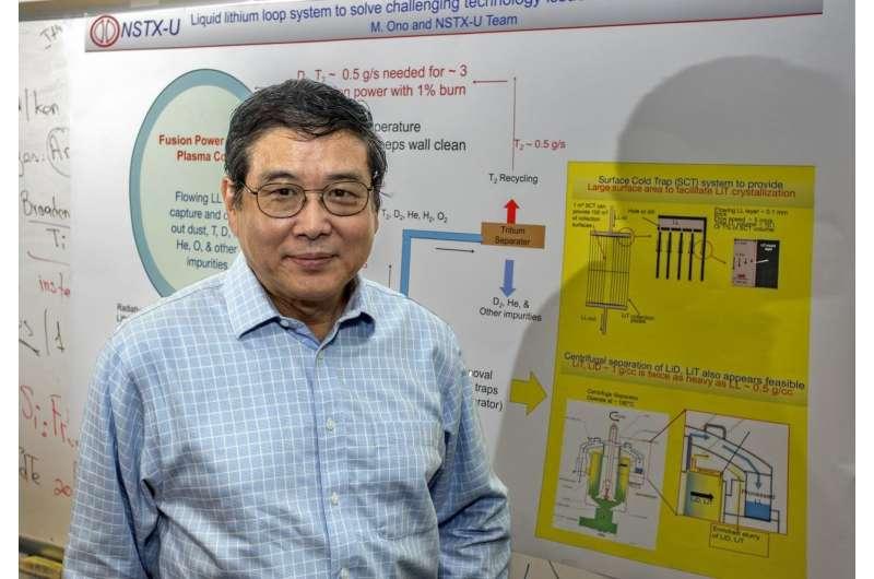 Loops of liquid metal can improve future fusion power plants, scientists say