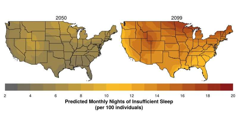 Losing sleep over climate change