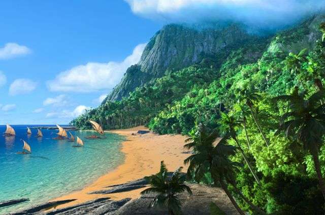 Mathematicians bring ocean to life for Disney's 'Moana'