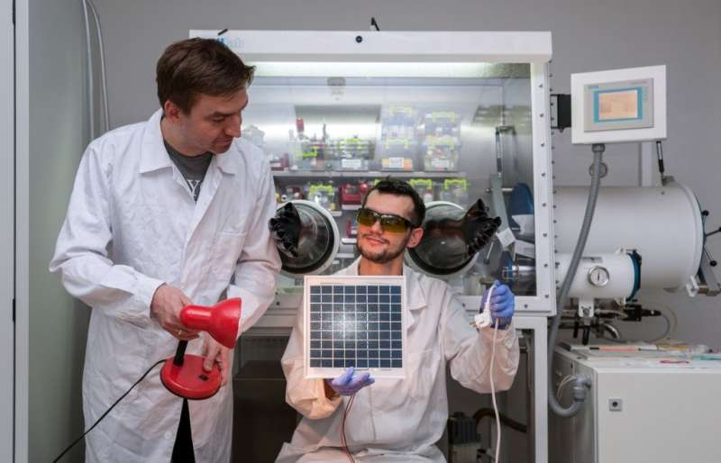 Mechanochemistry paves the way to higher quality perovskite photovoltaics