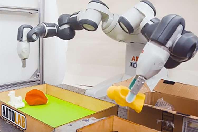 Meet the most nimble-fingered robot ever built