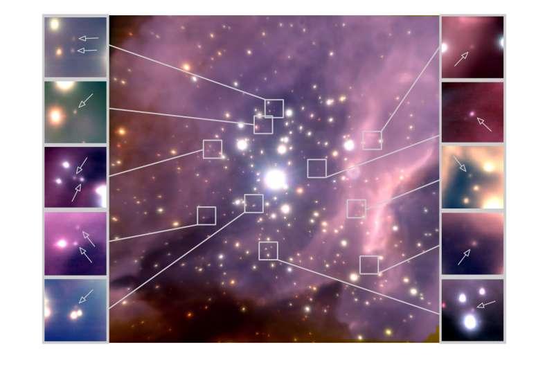 Milky Way could have 100 billion brown dwarfs