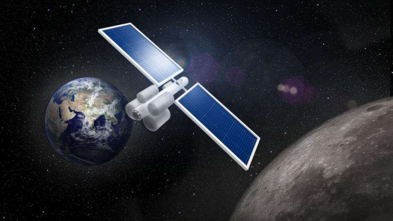 Mining the moon for rocket fuel to get us to Mars