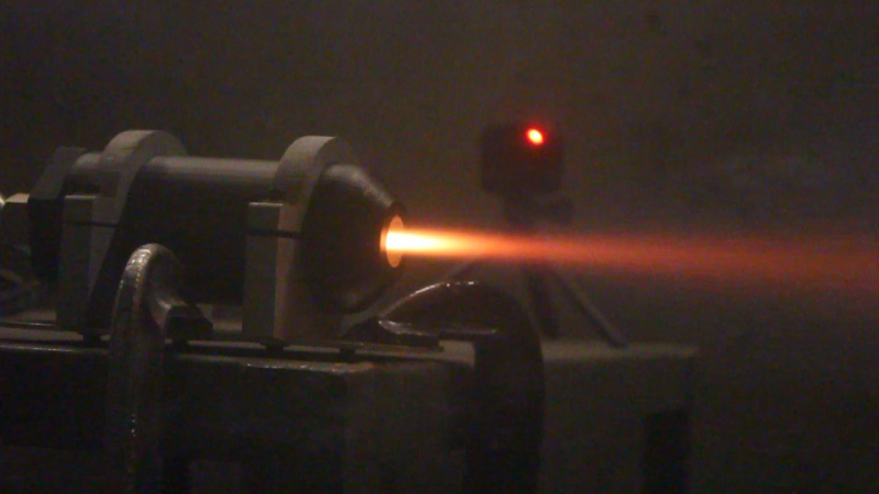 MIT Rocket Team shows rocket motor printed from plastic