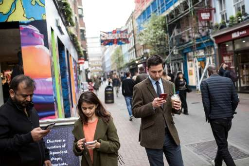 Mobile roaming charges account for around five percent of sales for telephone operators in Europe