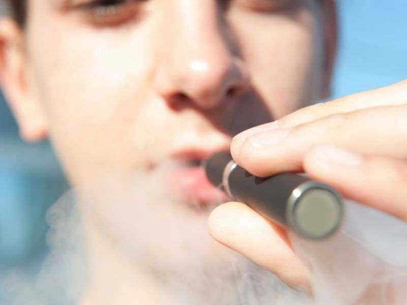 Most doctors recommend FDA-approved drugs before E-cigs
