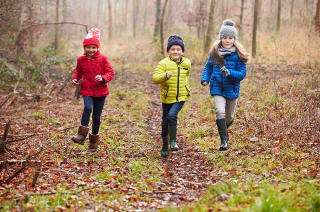 Most kids in northern latitudes don't get enough vitamin D in winter